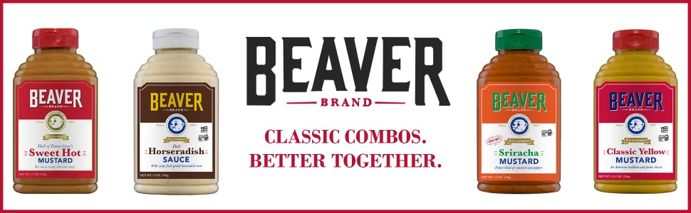Beaver Product Footer