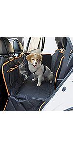 Nasjac Hundegeschirr mit Sicherheitsgurt Double luftdurchl/ässiges Latex-Gittergewebe Geschirr regul/äre Reisenweste Autosicherheitsgurt f/ür alle allt/äglichen und sportlichen Aktivit/äten dem Vierbeiner