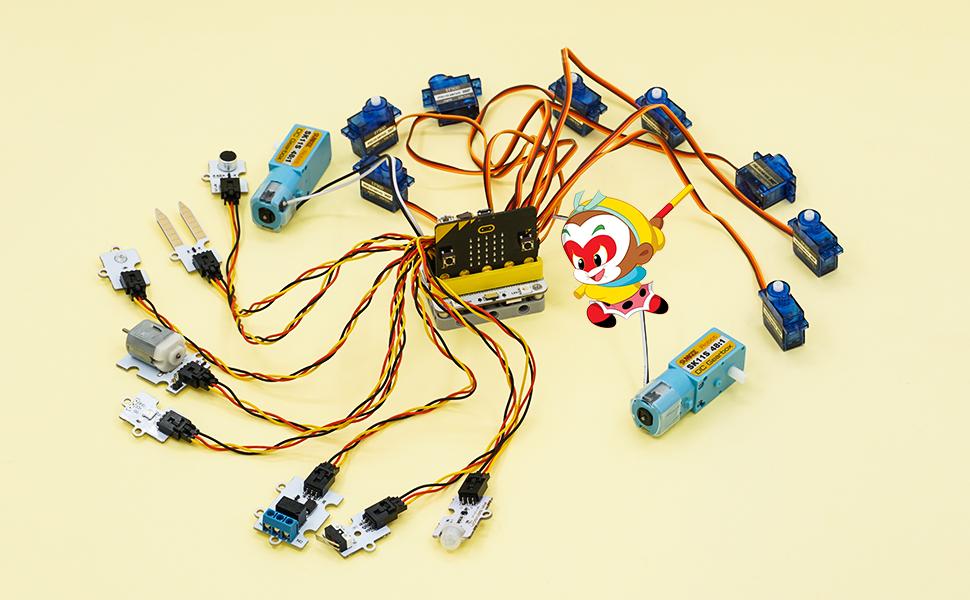 microbit block lego break board