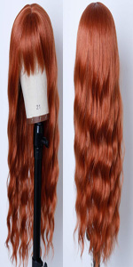 synthetic curly wig for black women,synthetic hair weave,synthetic lace wig,long wavy lace front wig