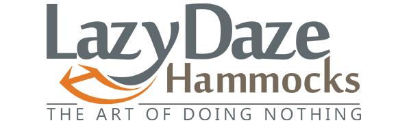 lazy daze hammocks logo