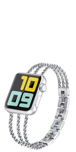 adjustable Apple watch band