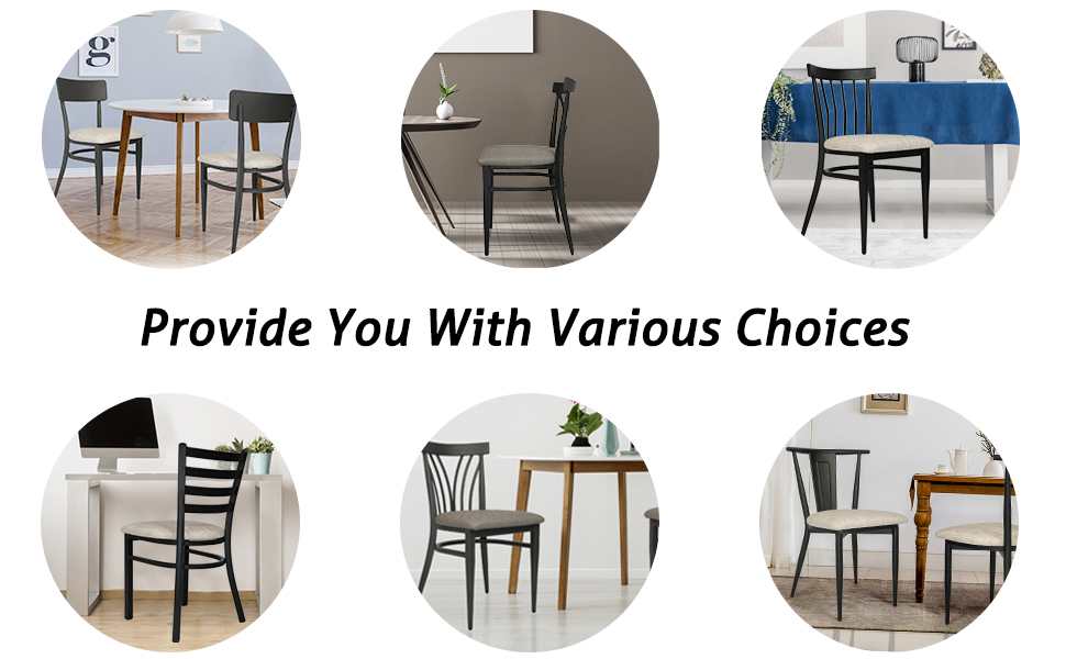 More Choices of Chairs