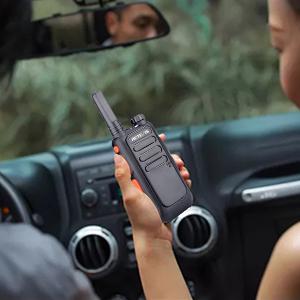 handheld walkie talkie