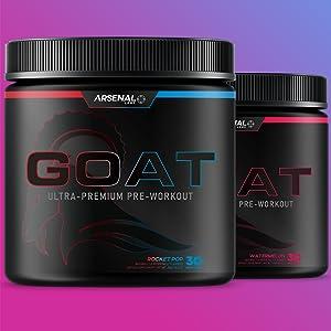 Goat Pre Workout