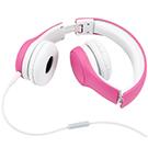 Foldable kids earphone