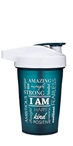 shaker bottle protein cup