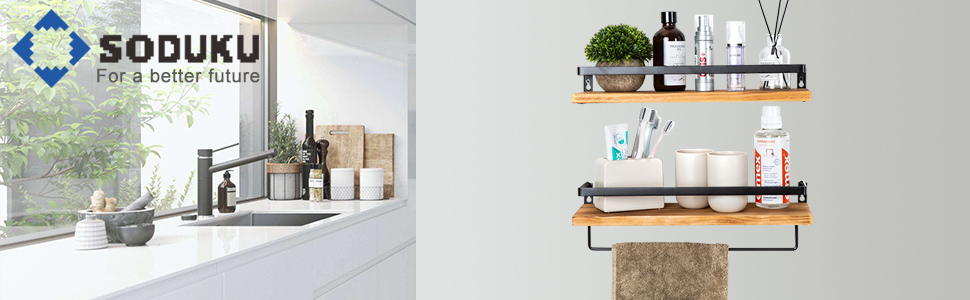 wall mounted storage shelf