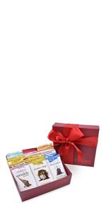 Assorted Mini Dark amp; Milk Chocolate Gift Box (Pack of 16)
