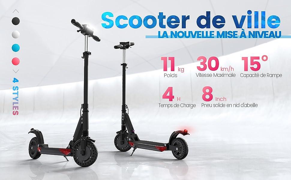 urbetter 1 urbetter - Scooter électrique pliable
