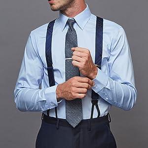 Formal Trafalgar Braces and Suspenders