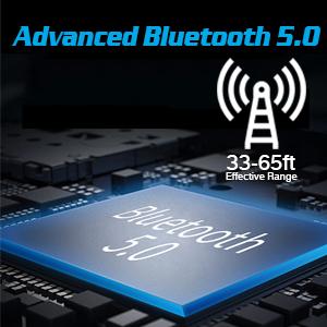 Advanced bluetooth 5.0 cap