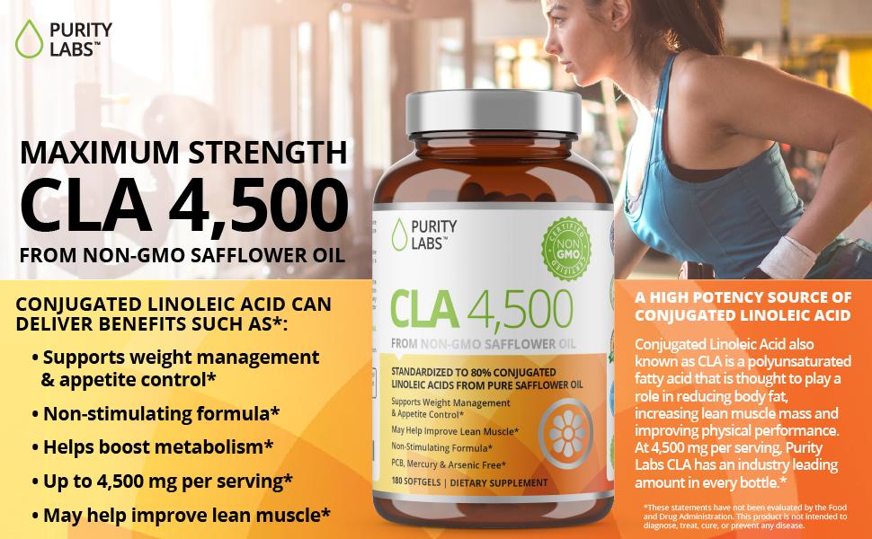 CLA Weight loss