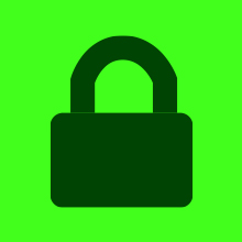 tens unit safety lock