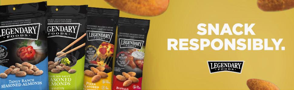healthy gluten free keto friendly nut snacks