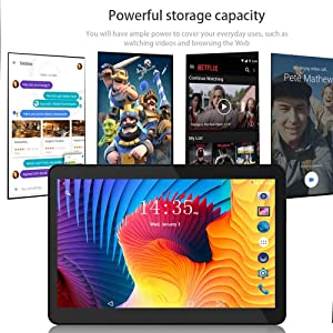 Powerful android tablet on sale