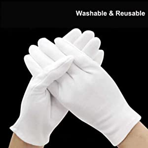 cloth gloves for protection cloth gloves women gloves reusable men white cotton gloves lotion gloves