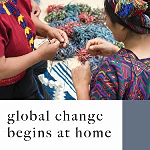 Global change handcrafted handmade textile