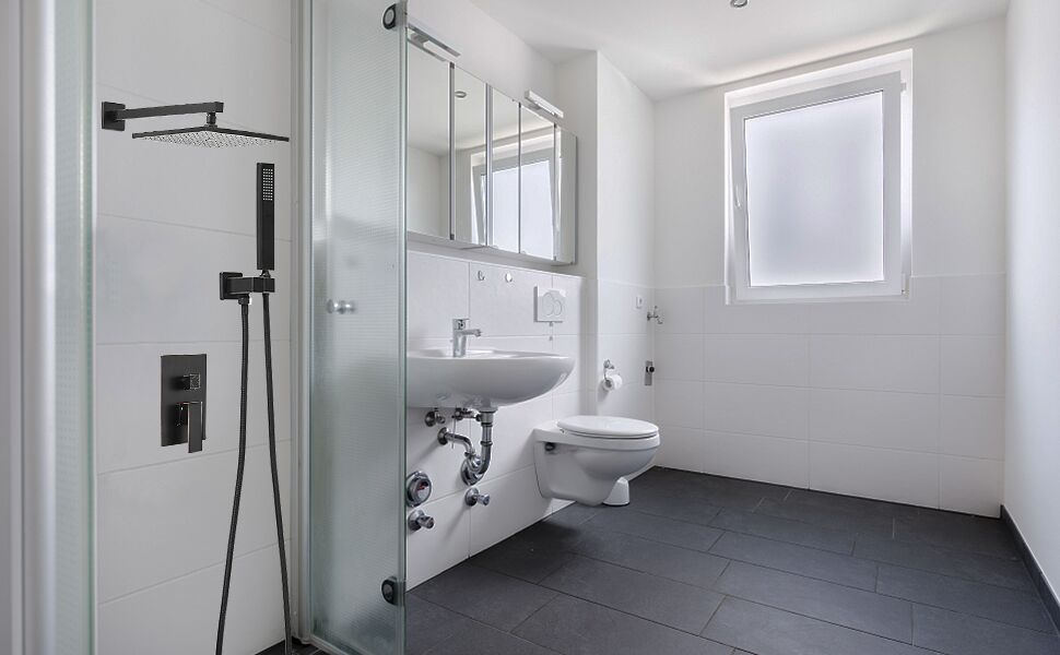 Shower System Oil Rubbed Bronze Rainfall