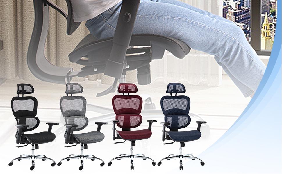 desk chair mesh