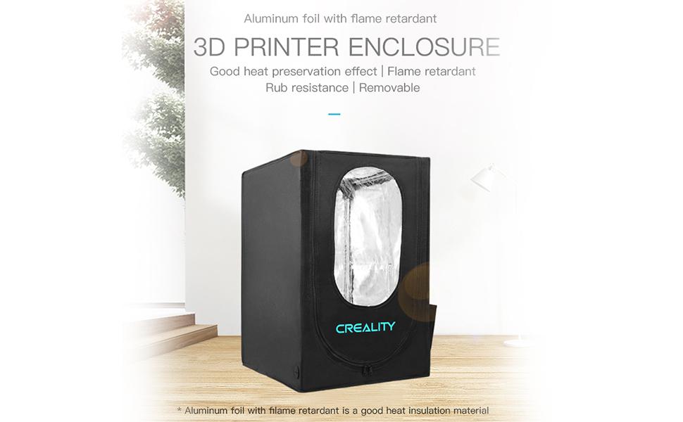 3D Printer Tent