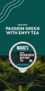 Peppermint Tea, Green Tea, Black Tea, Herbal Tea, Tea KCups, Tea Pods, Keurig Tea