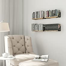 picture ledge corner storage holder shelves bedside shelf industrial bookshelf floating bookshelves