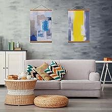 Poster Frame Hanger