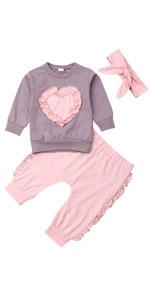 baby girl pajamas set