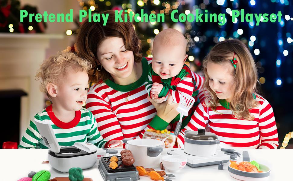 play toy kitchen