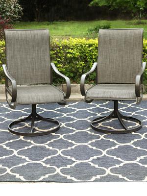 2 swivel chair