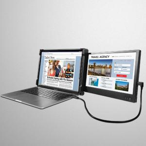 Customize your portable dual-screen