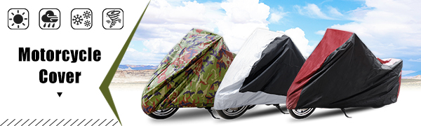 motorcycle cover brand