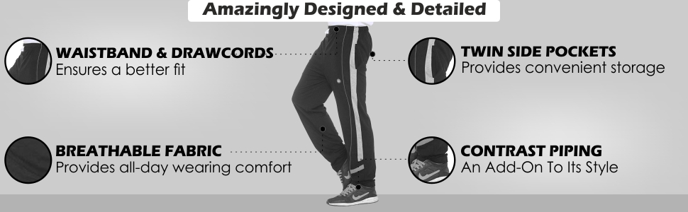 Vimal Has Been Manufacturing Quality Products In The categories Like Trackpants , Caps , Tshirts