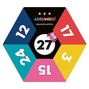 Adsumudi Card - 3 Star