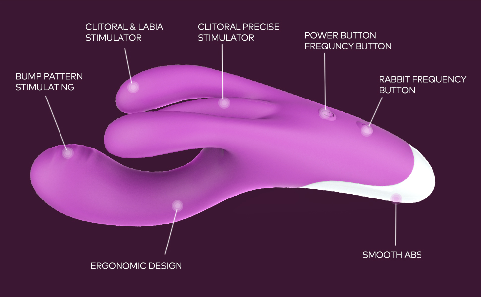The special design of vibrator