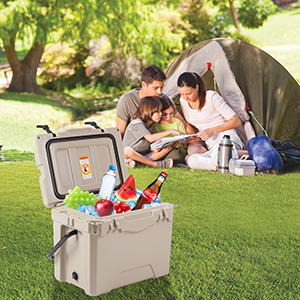 cold cooler for hiking