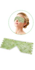 jade eye mask