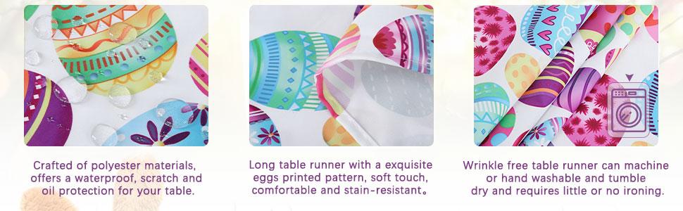 Kitchen Table Runner