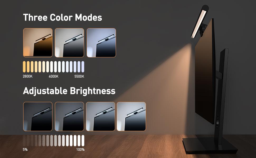 baseus monitor light bar