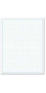 8.5 x 11 Graph Paper