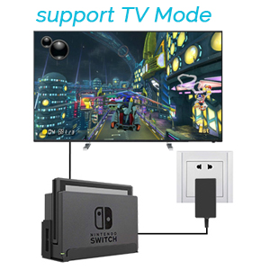 support TV Mode