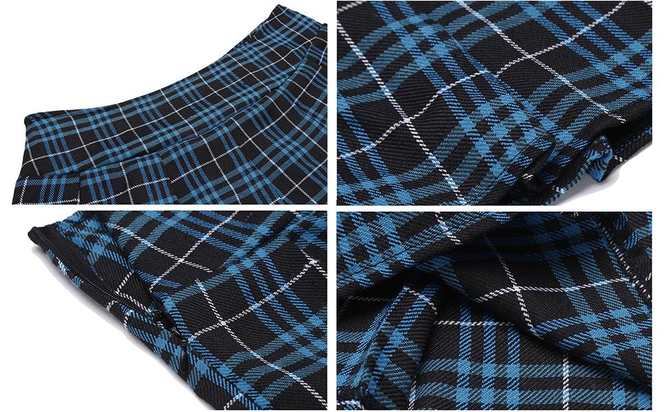 Details of mini skirt