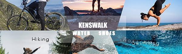 Kenswalk water shoes