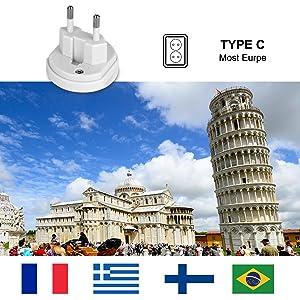 World Travel Adapter