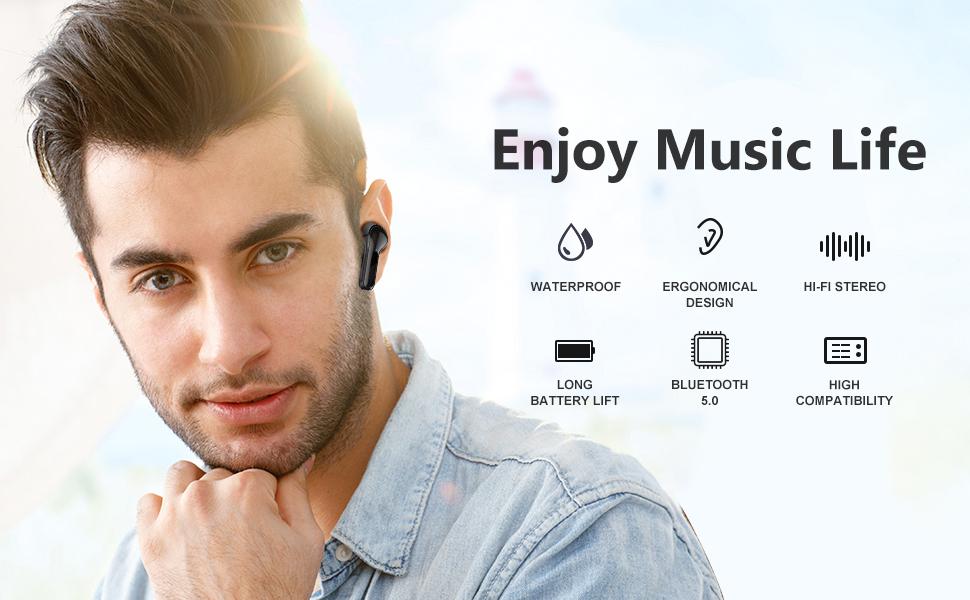in ear earbuds