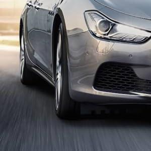 Dettaglio auto Maserati