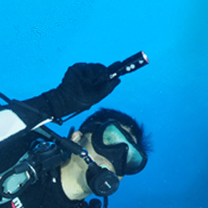 nitecore, dl20, dive light, diving light, scuba light, dive torch, diving torch, flashlight,