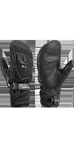 Details about  /Leki Griffin S 636846301// Men/'s Ski Clothing Gloves /& Mittens Alpine Ski Gloves
