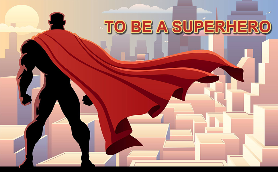 Capas de Superheroes